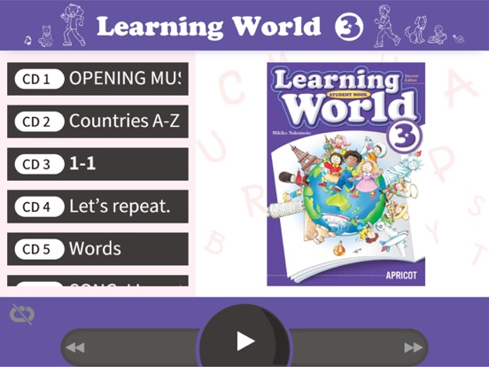 Learning World Book 3のおすすめ画像1
