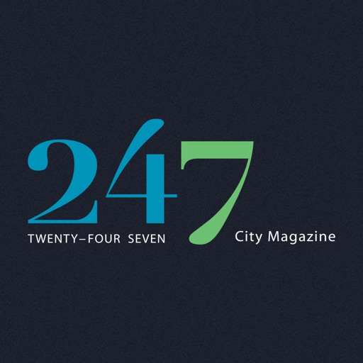 247 City Magazine icon