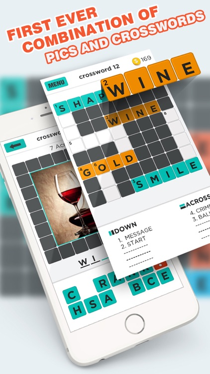 Pic Crossword Puzzles and Quiz screenshot-2