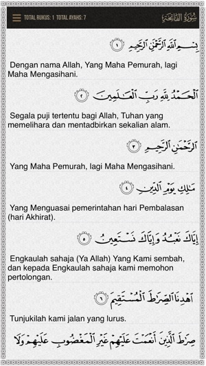 Quran Malay on the App Store