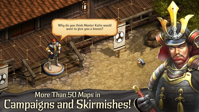 Warbands: Bushido on the App Store