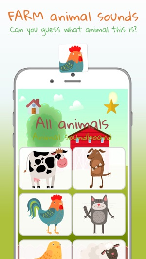 Animal sounds 123 on the App Store