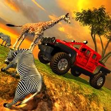 Activities of Safari Hummer Driving Sim 2018
