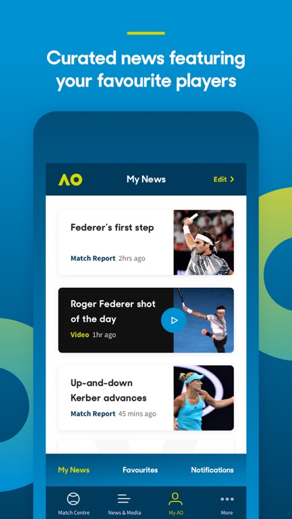 Australian Open Tennis 2018 screenshot-2