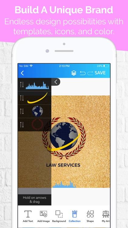 Logo Maker, Logo Design screenshot-6