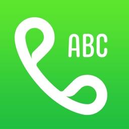 Phonedialer - Smart contacts book