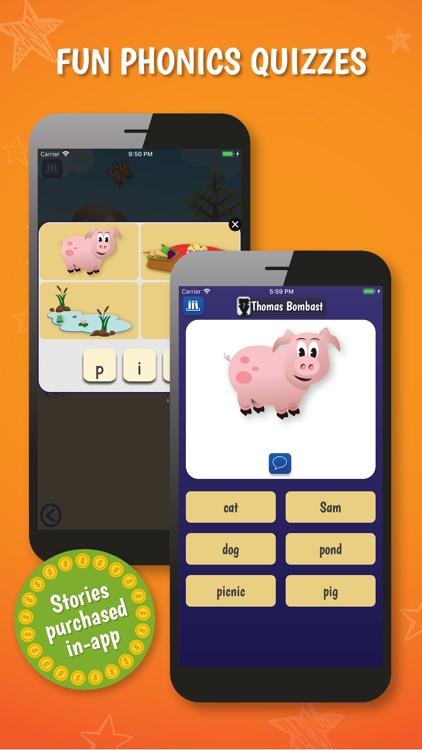 PocketPhonics (basic edition) screenshot-3