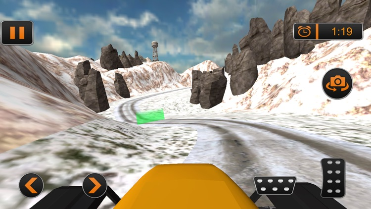 Cargo Pull Heavy Tractor Drive screenshot-3