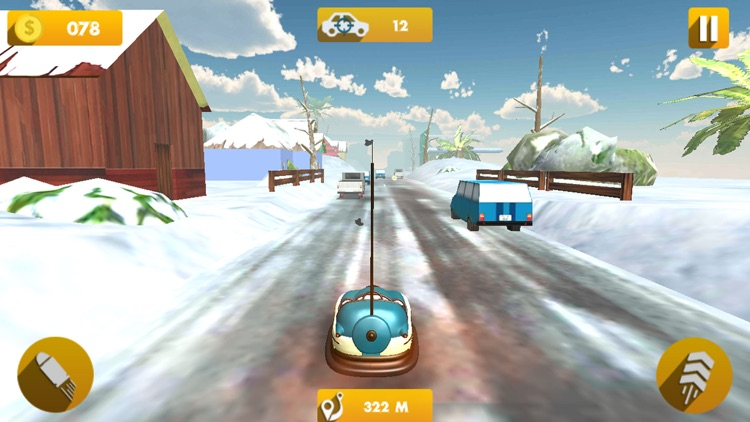 Top Driving: Bumper Car Racing