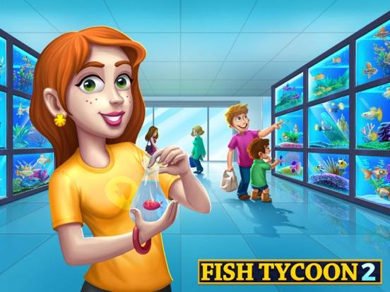 Fish Tycoon 2 Virtual Aquarium screenshot 7