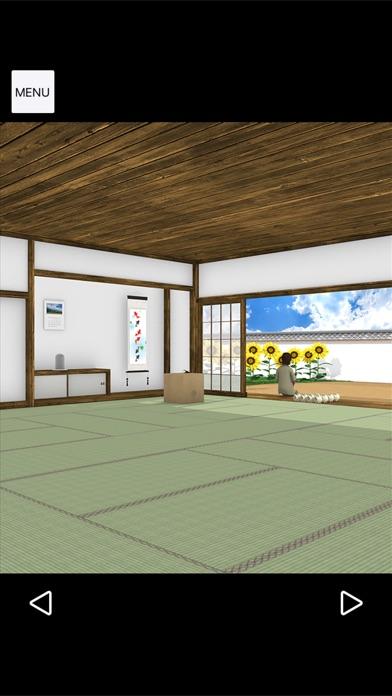 脱出ゲーム Obon ひまわり溢れる田舎の古民家紹介画像4