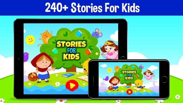 Kidlo Bedtime Stories for Kids screenshot-0