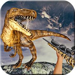 Sniper Shoot Dinosaur -Hunting