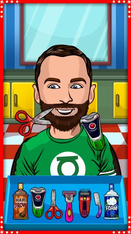 Celebrity Shave - Shaving Game