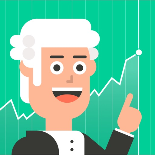 OhMyGeorge: Stock & FX Trading iOS App