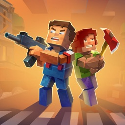 Pixel Combat: World of Guns