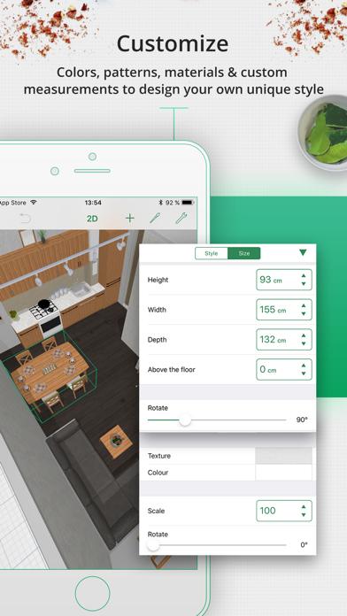 Kitchen planner decorator app download android apk for Küchenplaner app