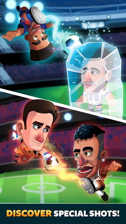Head Soccer La Liga 2018 screenshot-2