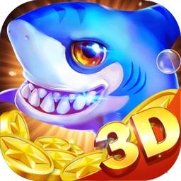 街机3D捕鱼真人版-91街机捕鱼游戏