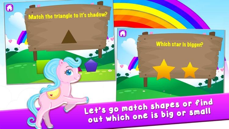 My Pony Play Math Games screenshot-4