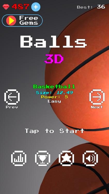 Balls 3D screenshot-4