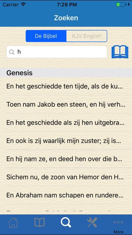 De Bijbel (The Bible in Dutch) screenshot-3