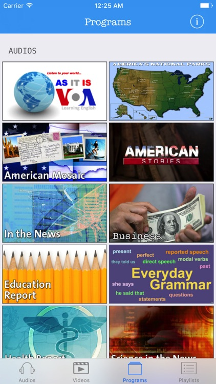 VOApod - VOA Learning English screenshot-3