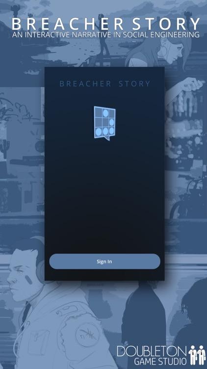 Breacher Story screenshot-0