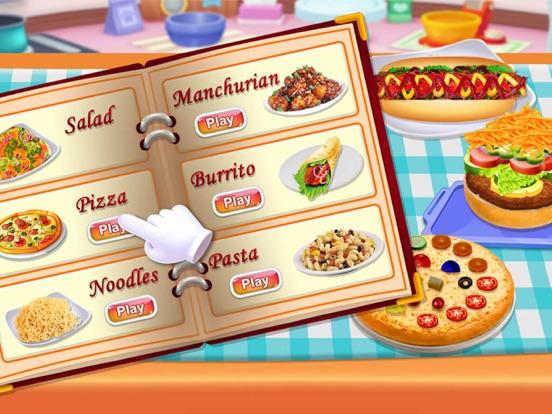 Fast Food - Cooking Game screenshot 6