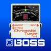BOSS Tuner - iPhoneアプリ