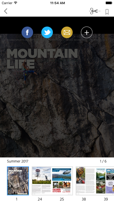 Mountain Life Blue Mountains screenshot 2