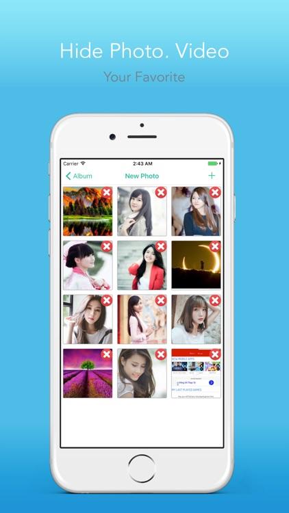 App Locker - Hide Album & Applock With Passcode screenshot-4