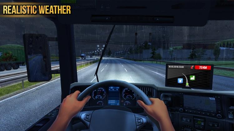Truck Simulator 2018 : Europe screenshot-5