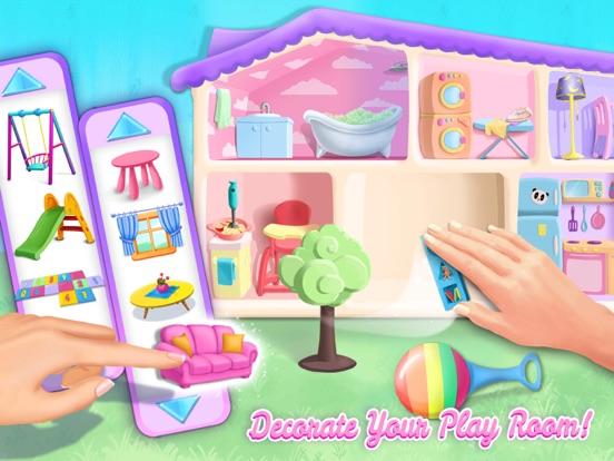Sweet Baby Girl Dollhouse FULL screenshot 8