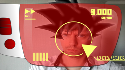 DBZ Scouter Power GlassesCaptura de pantalla de1