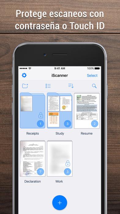 download iScanner - Escáner PDF y fotos apps 0