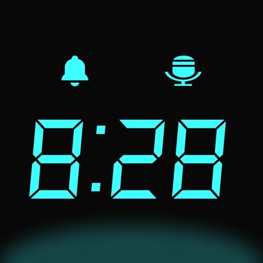 Ночные часы - Цифровой Часики