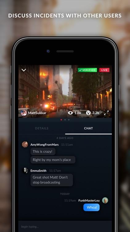 Citizen: Safety & Awareness screenshot-3