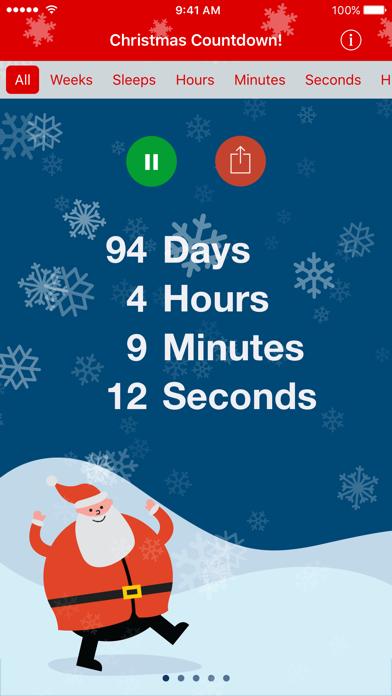 Top 10 Apps like Christmas Countdown