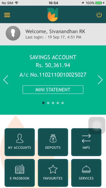 Ujjivan Mobile Banking screenshot-1
