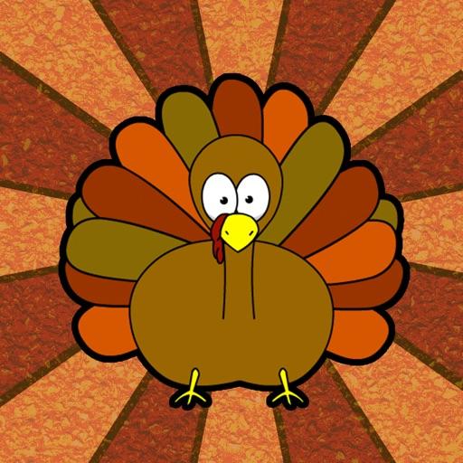 Thanksgiving Fun Stickers