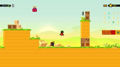 Screenshot from Shootout on Cash Island