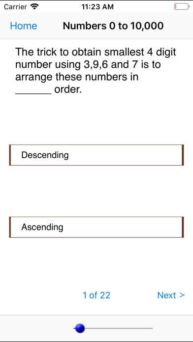 Grade 3 Math & Science screenshot three
