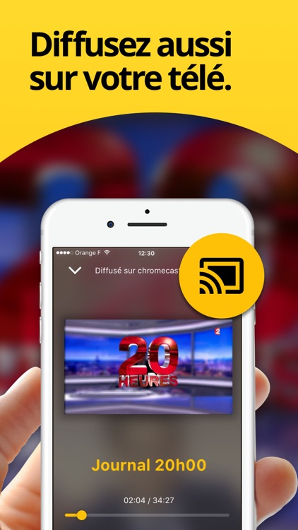Molotov - TV en direct, replay screenshot-4