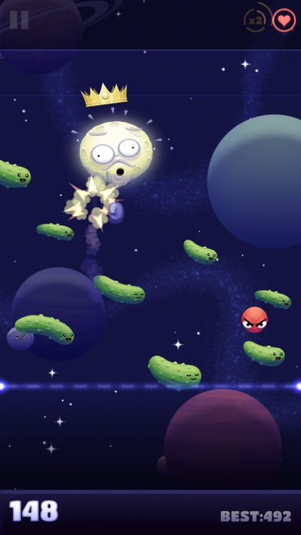 Shoot The Moon screenshot-1