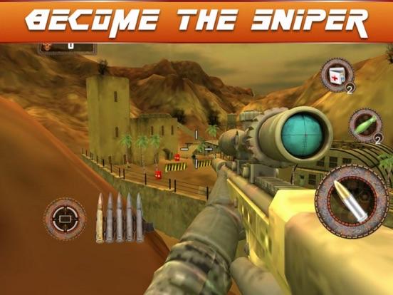 Sniper Fury 3D Assassin War screenshot 6