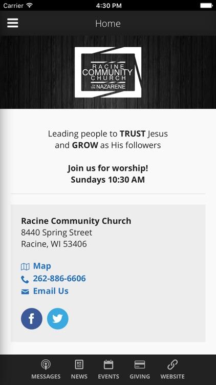 Racine Community Church