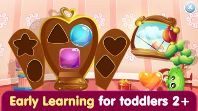 Toddlers & Kids Learning Games screenshot 1