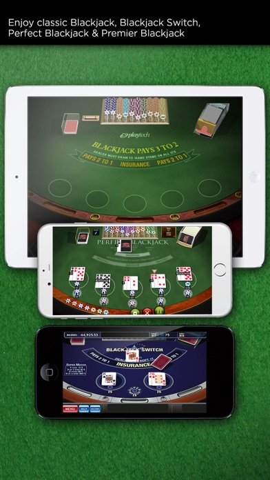 Casino.com - Blackjack screenshot two