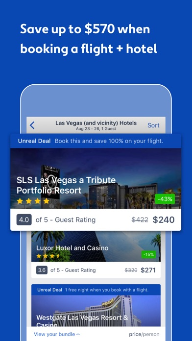 Expedia: Hotels, Flights & Car for Windows